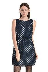 Kazo Women's Shift Dress (106310DRSBLCxs)