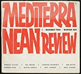 Mediterranean Review -- Volume One, Number Two, Winter 1971