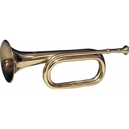 Brass-Military-Cavalry-Bugle