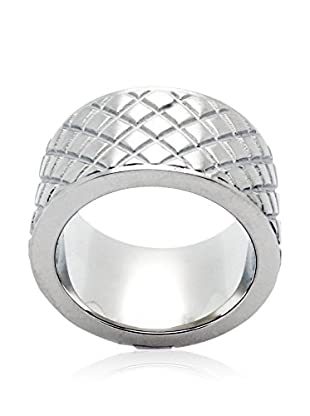 Esprit Steel Anillo Cross The Line (Plateado)