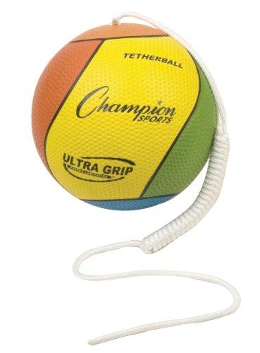 Champion Sports Ultra Grip Tether BallB0000BWE96