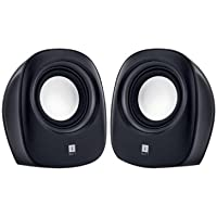 iBall Soundwave2 2.0 Multimedia Speakers, Black