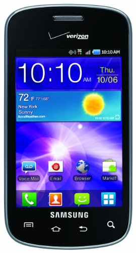 Samsung Illusion Prepaid Android Phone (Verizon Wireless)