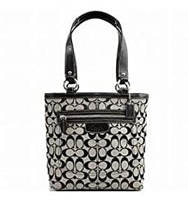 Coach 14693 Signature Penelope Tote