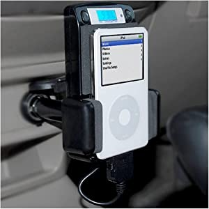 Car Kit for iPod-iPhone3G (6-in-1B)
