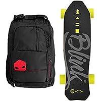 ACTON Blink Lite Electric Skateboard Bundle with SB Backpack