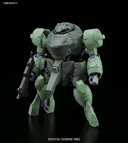 HG機動戦士ガンダム 鉄血のオルフェンズ マンロディ 1/144スケール 色分け済みプラモデル