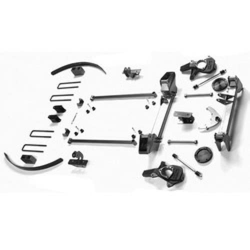 Trail Master Suspension C4101 Suspension Lift Kit Chevrolet/GMC 6in