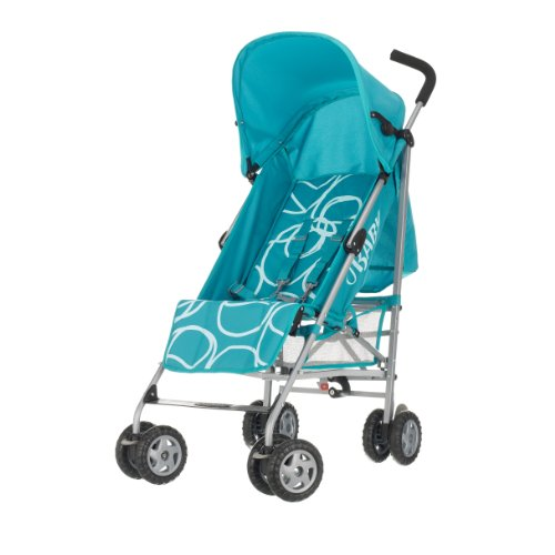 Obaby Atlas Stroller (Turquoise Scribble)