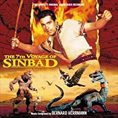THE 7TH VOYAGE OF SINDBAD (Complete Score / 2 CD Set!) [Soundtrack]