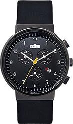 Braun Classic Ceramic Chronograph Watch