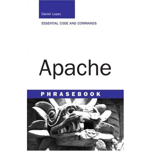  Apache Phrasebook 