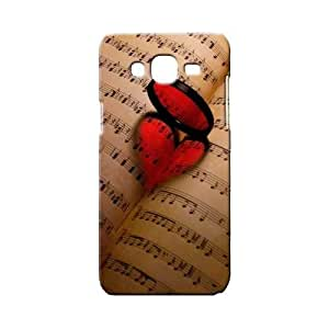 BLUEDIO Designer 3D Printed Back case cover for Samsung Galaxy ON5 - G5131