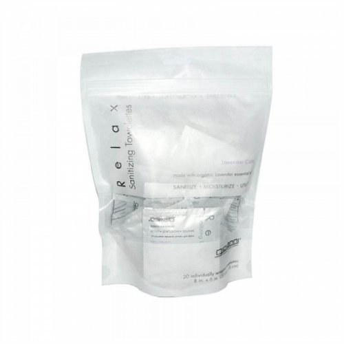 Antibacterial Face Wipes front-860040