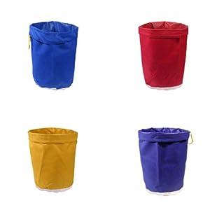 Apollo Horticulture 1 - Gallon 4 Bag Herbal Ice Bubble Hash Bag Essense Extractor Kit