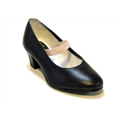 Zapatos Flamenca Calzatura, Nero, 33