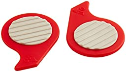 Levenger Pair Of Levenger Single-sheet Cutters - Red (AD260 RD)