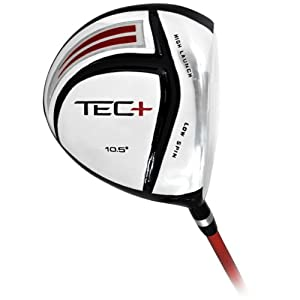 TEC Plus 460 cc Ti Matrix Driver Mens by King Par