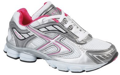 Womens Dek Air Shock Absorbing Running Trainer Shoes 37