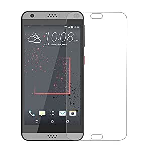 HTC DESIRE 526 VIPAR PREMIUM 2.5D Anti Explosion Tempered Glass, 9H Hardness Ultra Clear, Anti-Scratch, Bubble Free, Anti-Fingerprints & Oil Stains Coating by VIPAR