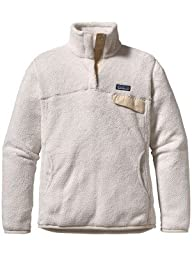 Patagonia Fleece Re-Tool Snap-T Pullover (25442) M/Raw Linen