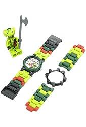 LEGO 9004889 Ninjago Lasha Kids' Watch With Minifigure