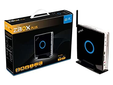 ZOTAC コンパクトベアボーン Intel Core i3-2330M搭載 ZBOX Intel HM65 Expressチップセット (PC530) ZBOX-ID82-J