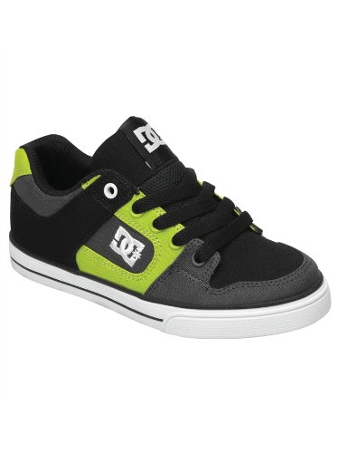 DC Shoes  PURE CANVAS Trainers Boys