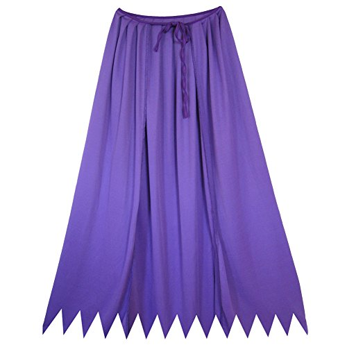 "SeasonsTrading 32"" Purple Cape ~ Halloween Costume Accessory"