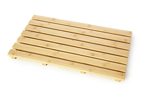 Canyon Wooden Rectangle Duck Board Slatted 37 X 60 Cm Blue (Wooden Transfer Board compare prices)