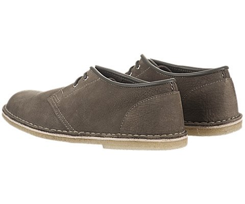 Clarks Men's Jink Lace-Up,Olive Nubuck,10.5 D US