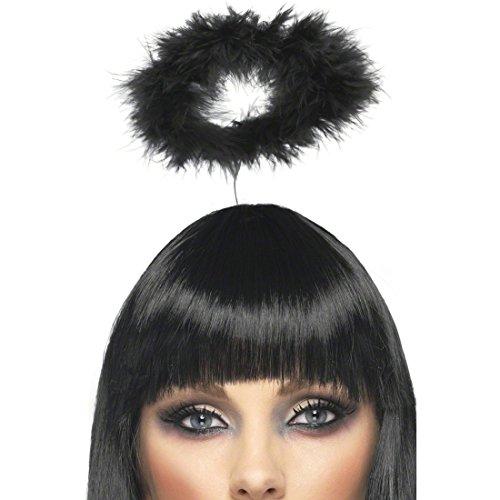 barrette-aureole-dange-noire-bijou-de-tete-bijou-dange-accessoires-anges-accessoires-de-costume-hall