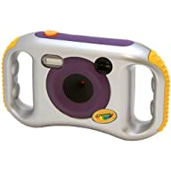 Crayola 7.1 MP Digital Camera – Purple