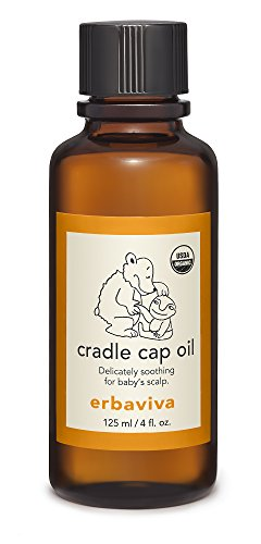 Erbaviva Cradle Cap Oil, Clear - 1