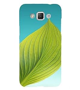 PrintVisa Leaf Design 3D Hard Polycarbonate Designer Back Case Cover for Samsung Galaxy Grand MAX