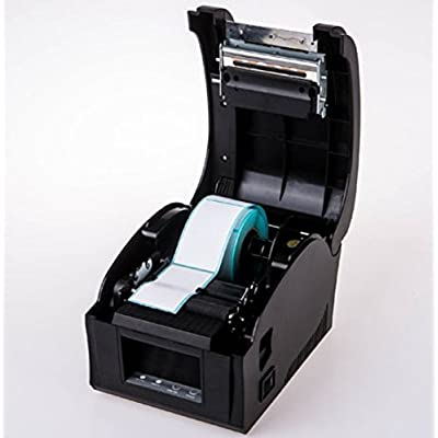 Xprinter XP-360B USB Barcode/Label Thermal Receipt Printer(Black)