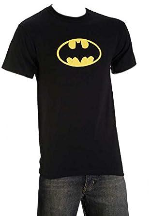 Batman Logo T-shirt Kult Comic S-XXL Neu (S)
