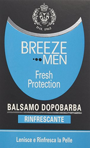 BREEZE UOMO DOPOBARBA 100 FRESH PROTECTION