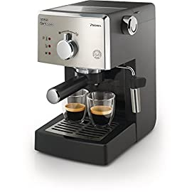 Saeco HD8325/47 Poemia Class Manual Espresso Machine,