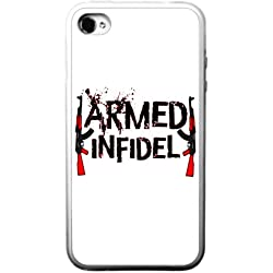 Armed Infidel iPhone 4 Case