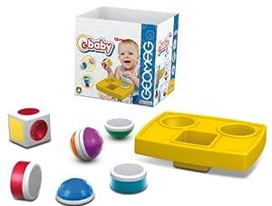 Geomag - Baby Shape sorter, juego de construcción (130) - BebeHogar.com