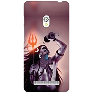 Printland Body & Soul Back Cover For Asus Zenfone 5 A501CG