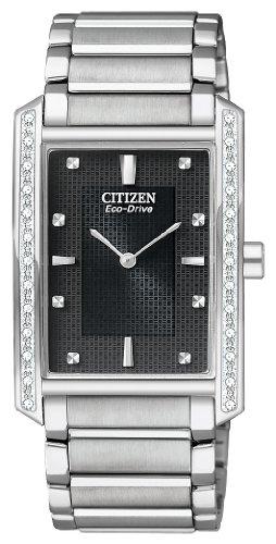 Citizen Men's BL6060-53E Palidoro Eco-Drive Stainless Steel Diamond Palidoro Watch
