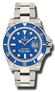 Never Worn Rolex Submariner Mens Watch 116619lb from Rolex