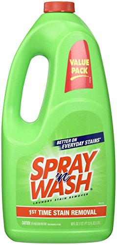 Resolve Spray and Wash Pre-Treat Refill, 60 Ounce (Packaging May Vary) (Spray N Wash Refill compare prices)