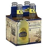 Fentimans Natural Victorian Lemonade Soda, 9.3 Ounce - 4 per pack -- 6 packs per case.