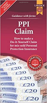 claim ppi yourself template - ppi claim form pack steve wiseman