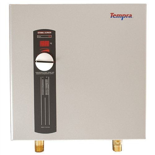 Electric Tankless Water Heaters September 2010