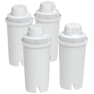 Brita专业滤水替换器4件套