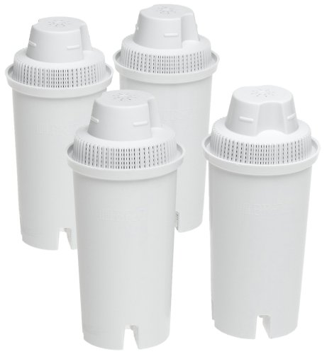 Brita Water Filter Pitcher Replacement Filters, 4 Count
